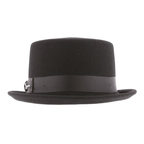 XXL Cylindre chapeau de chapeau Grand Haut Noir Hommes Cylindre Grand