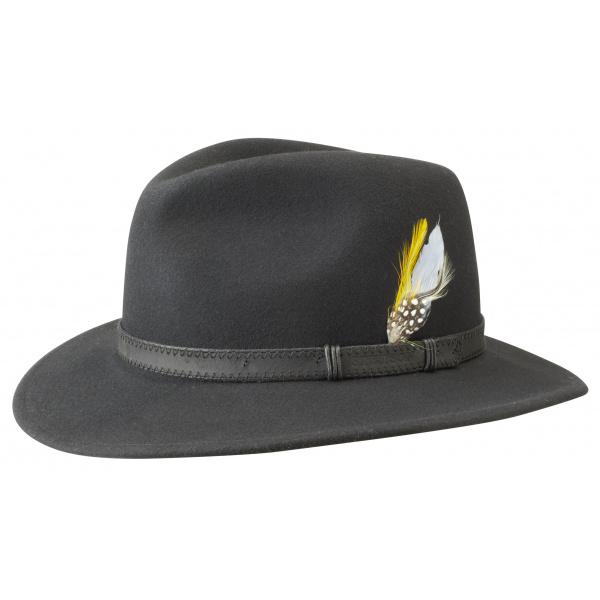 waterproof wool felt hat