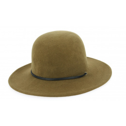 Fedora hat Lopez marine - Brixton