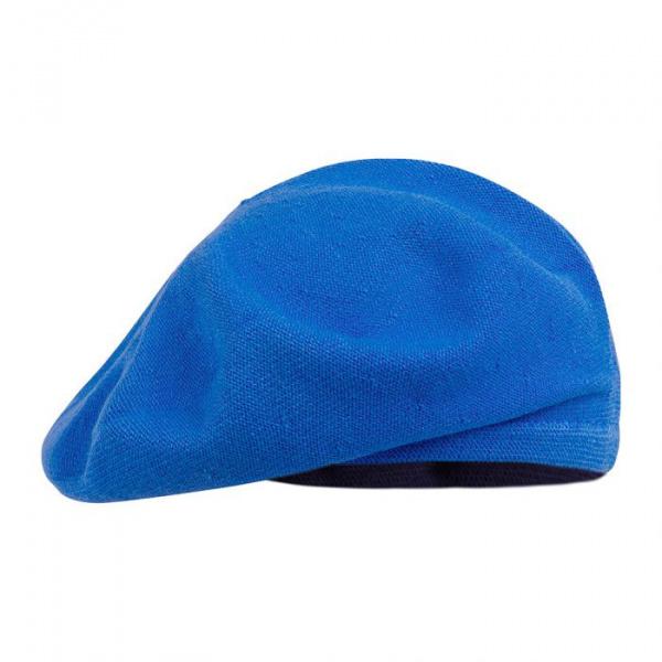 Béret Belza Coton Bleu- Laulhère