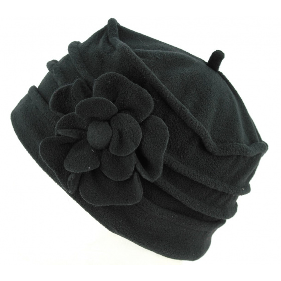 Toque Vailly Polaire Fleur- Traclet