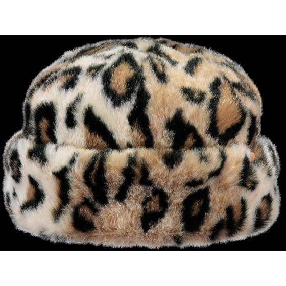 Cherrybush Faux Fur Leopard Toque - Barts
