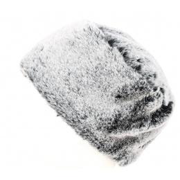 Nanouk Grey Faux Fur Toque- Traclet