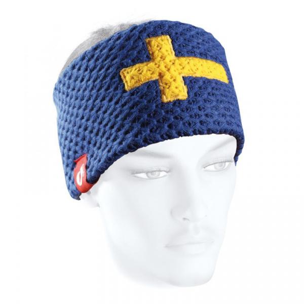 Bandeau Suède Bleu- Le Drapo