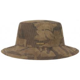 Chapeau Bob Coton Huilé Camouflage- Stetson