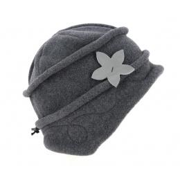 Bonnet Toque Etoile Laine & Polaire- Traclet