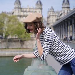 Béret Mode Camel- Le Béret Français
