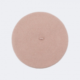 The Classic Light Pink French Beret- Le Béret Français Le Béret Français