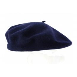 Pack 200 Bérets Laine Bleu Marine- Traclet