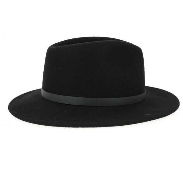Chapeau Outdoor Georgia Laine Noir- Mayser