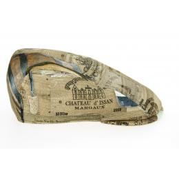 Casquette Plate Vintage Sealife Coton - City Sport