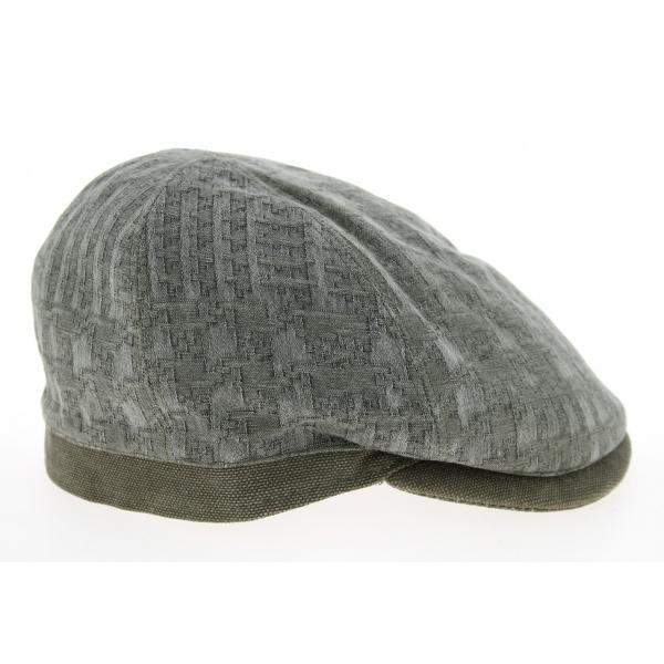 Casquette Bombée Hatsby Coton Verte- Mtm