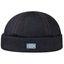 Bonnet Docker Coton Denim -Stetson