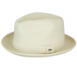 Chapeau trilby tate naturel - Bailey