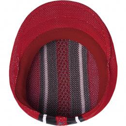 Vented Stripe Cap 504 Red - Kangol