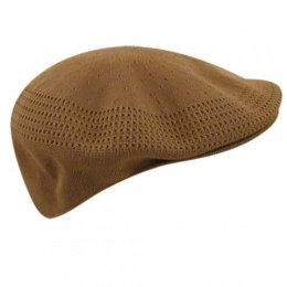 Casquette Tropic 504 Ventair Tan- Kangol