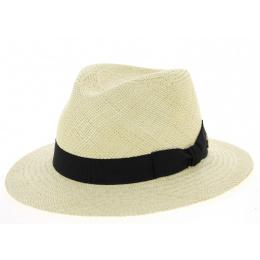 Chapeau Panama Paille Naturelle- Traclet