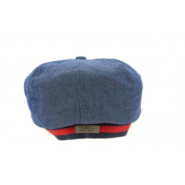 Hatteras Kingston Jeans Cotton Hat Hatteras - Göttmann