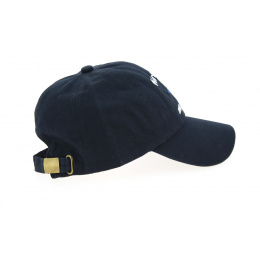 Casquette Baseball World Cup Coton Marine- Traclet