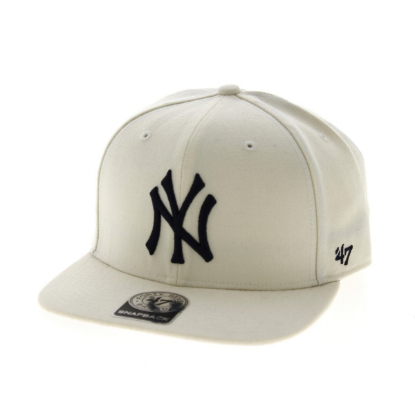 Casquette NY Yankees Blanche- 47 Brand