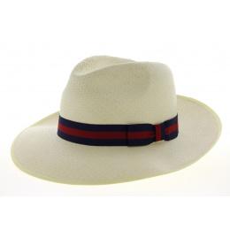 Chapeau Fedora Panama Naturel- Olney