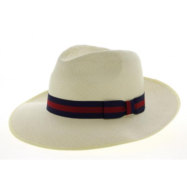 Chapeau Fedora Prenton Panama Naturel- Olney