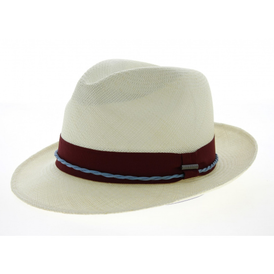 Panama Hat Player Straw Panama Hat - Stetson
