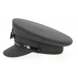 Grey Driver Cap - Traclet