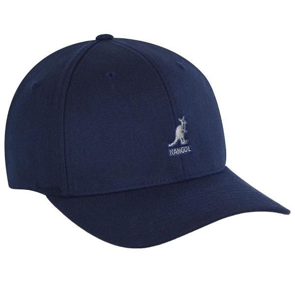 Casquette Baseball Flexfit Bleu Marine- Kangol