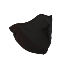 Winter Sport Neoprene Mask Black - Herman