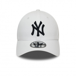 NY Yankees Essential 9Forty Cotton Cap White - New Era
