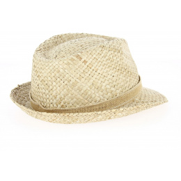 Cyril Natural Straw Hat - Traclet