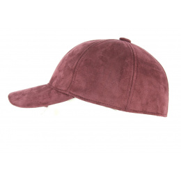 Casquette baseball Marly Bordeaux- Crambes