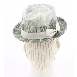Chapeau Trilby Bugatti (avec un masque de Charlieu OFFERT)