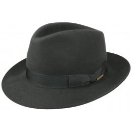 Chapeau fedora feutre poil-stetson