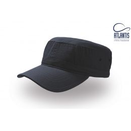 Casquette Army Coton Bleu Marine- Traclet
