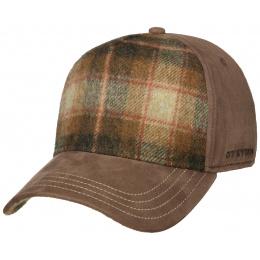 Brown Wool Trucker Cap - Stetson