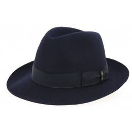 Borsalino hat men  black