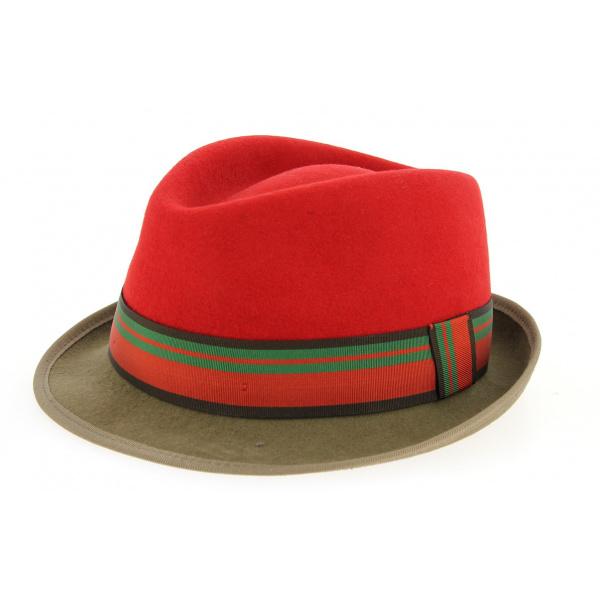 Versailles trilby hat