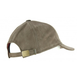 American leather cap
