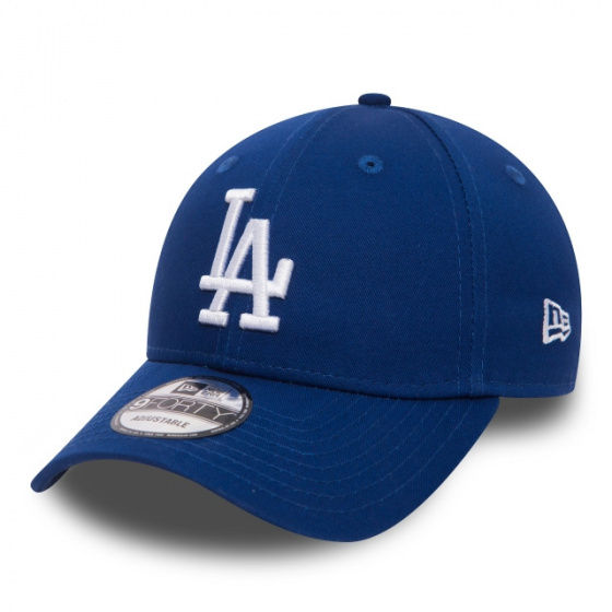 Los Angeles Dodgers Essential Rose Cap - New Era