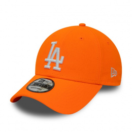 Casquette Los Angeles Dodgers Essential orange fluo - New Era