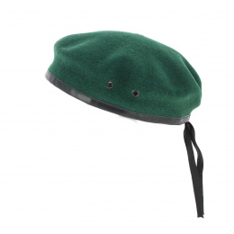Béret Militaire Legende PIDC Vert Légion - Laulhère