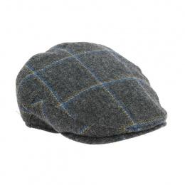 Casquette plate Denton Hats en Laine