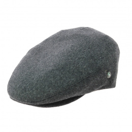 Casquette plate London Anthracite- City Sport