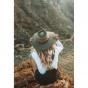 Felt hat Territory hair khaki - Akubra