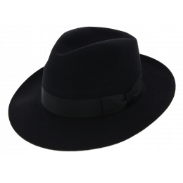 Chapeau fedora feutre poil Brompton - Olney