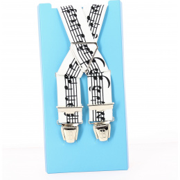 Musical note straps - Traclet