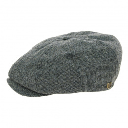 Brood Blue Grey Cap - Brixton
