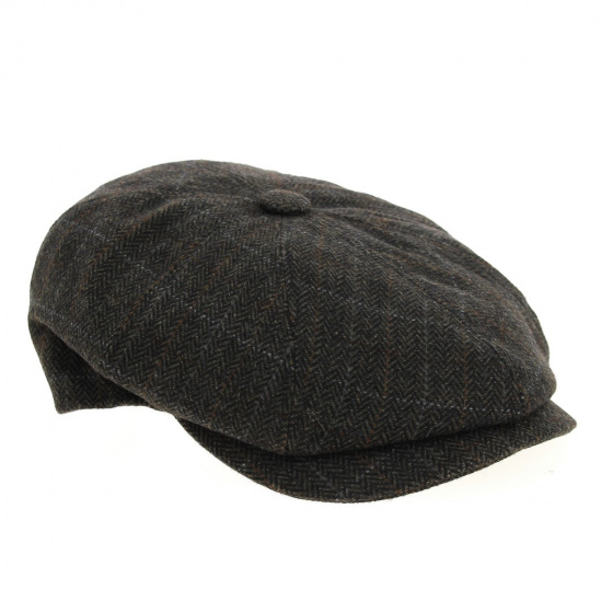 Cap arnold - cap 8 sides english fabric